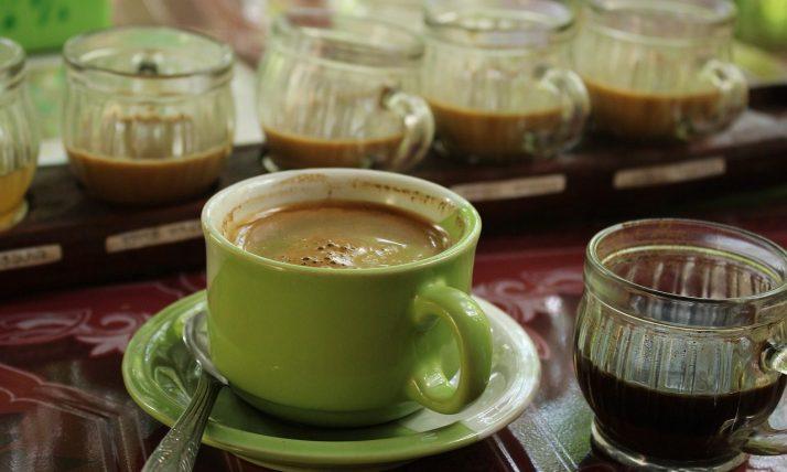 Vous avez déjà essayé le café vert ?