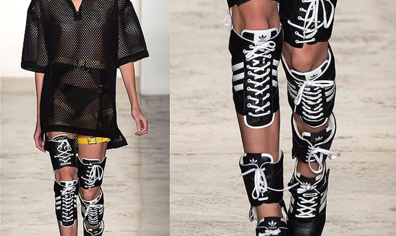 Luxe et sportwear