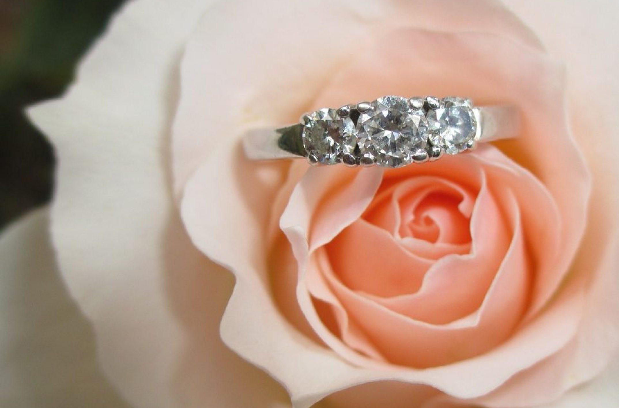 Les tendances sur le mariage et les fiançailles