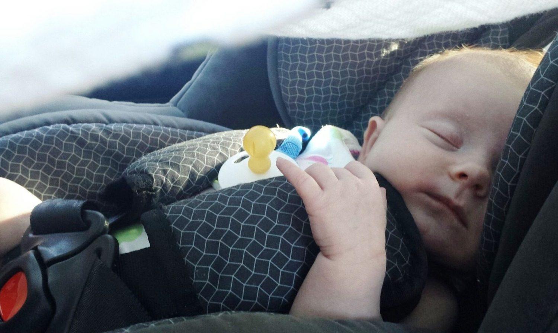 Que faire lorsque son enfant pleure en voiture ?