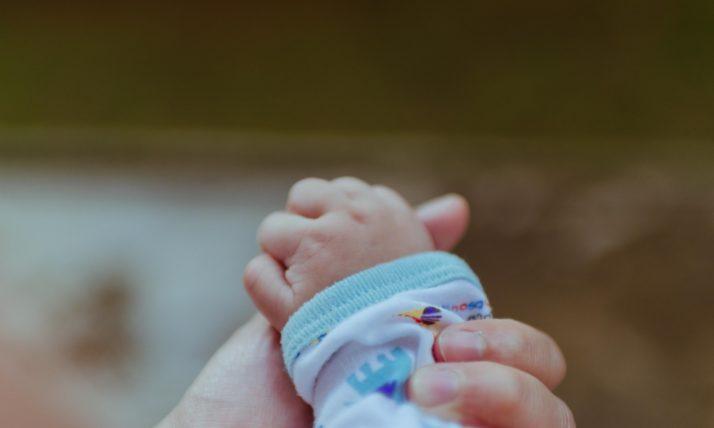 La layette pour bébé