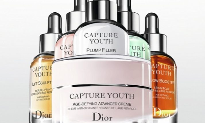 Des échantillons gratuits du protocole jeunesse «Capture Youth» offerts par Dior & Sephora