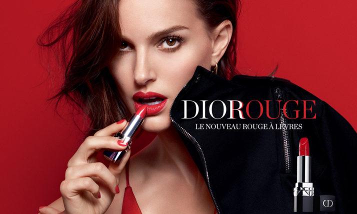 Une palette découverte Rouge Dior gratuite à retirer en magasin