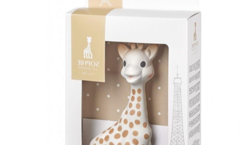 Saviez vous qu'il était possible de personnaliser Sophie la Girafe?