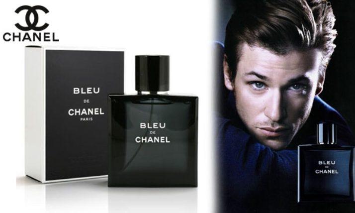 Une gamme de parfums que j'adore : Bleu de Chanel